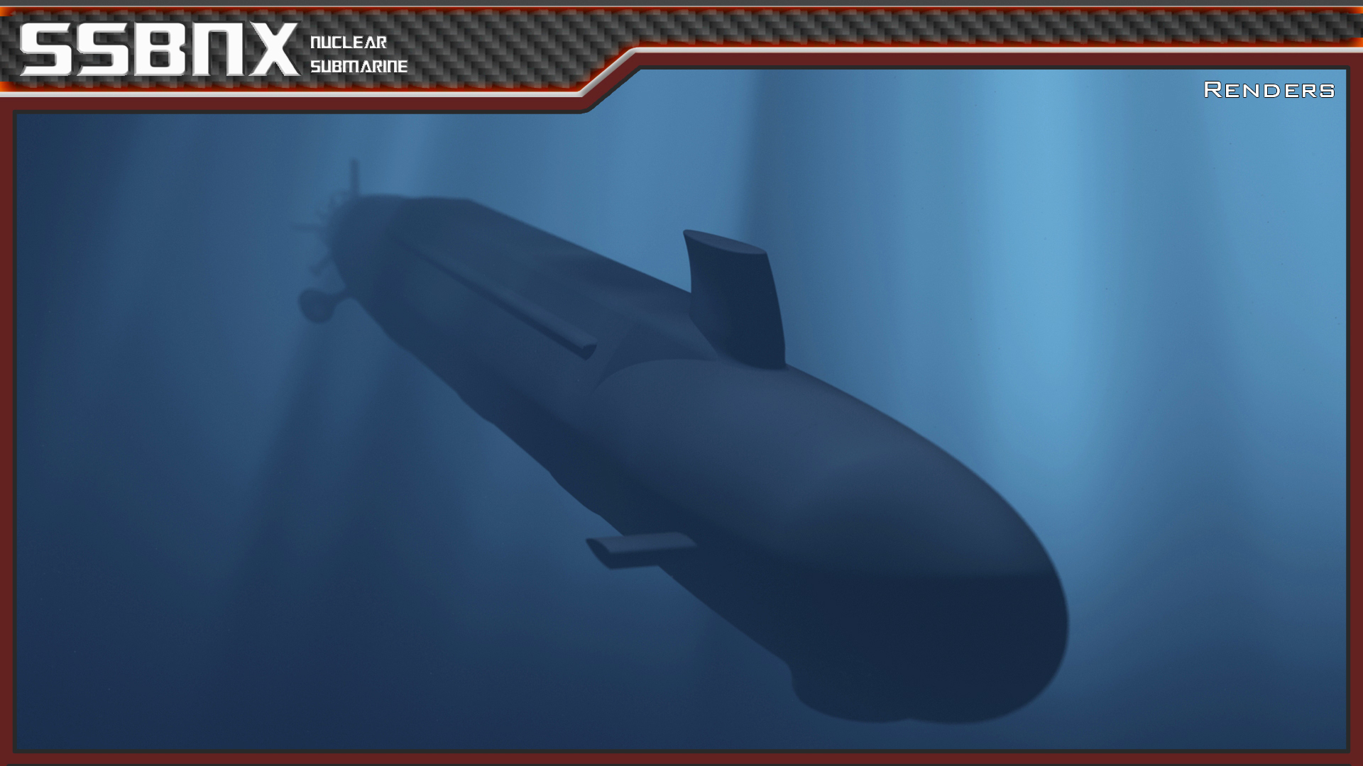 SSBN-X Concept Design | Engineering Design Technology | New