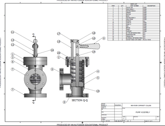 Pump Assembly
