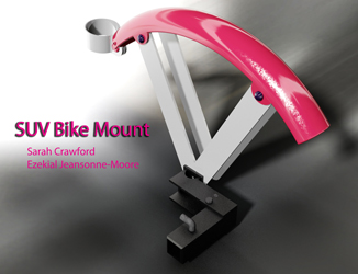 SUV Bike Mount