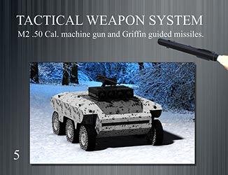 Tactical Weapon System