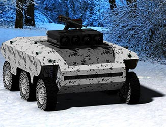 Unmanned Ground Vehicle