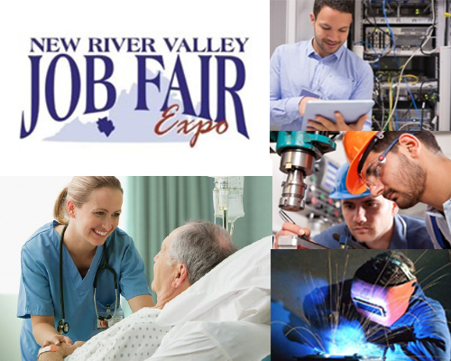 New River Valley Job Fair Expo | New River Community College